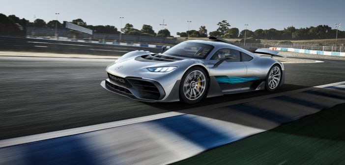 Finally unveiled – AMG Project One – The closest road legal thing to a F1 car