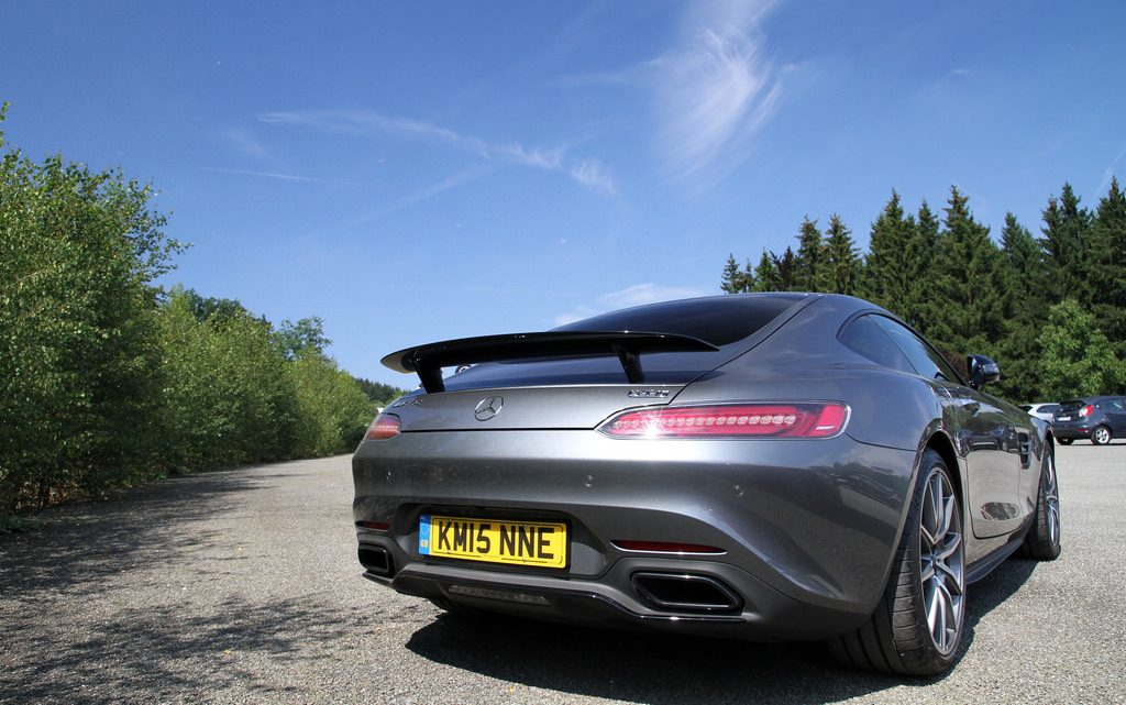AMG GT S Edition 1