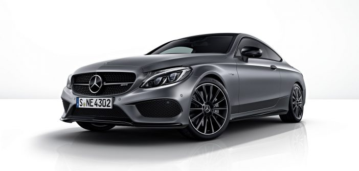 C-Class AMG Special Editions: Night Edition and Ocean Blue Edition