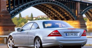 CL 55 AMG F1 Limited Edition 2