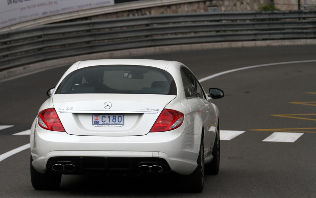 CL 65 AMG