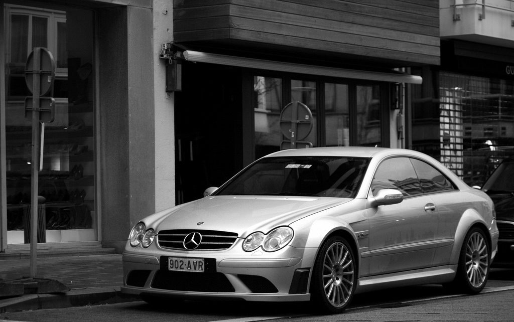 CLK AMG Black Series