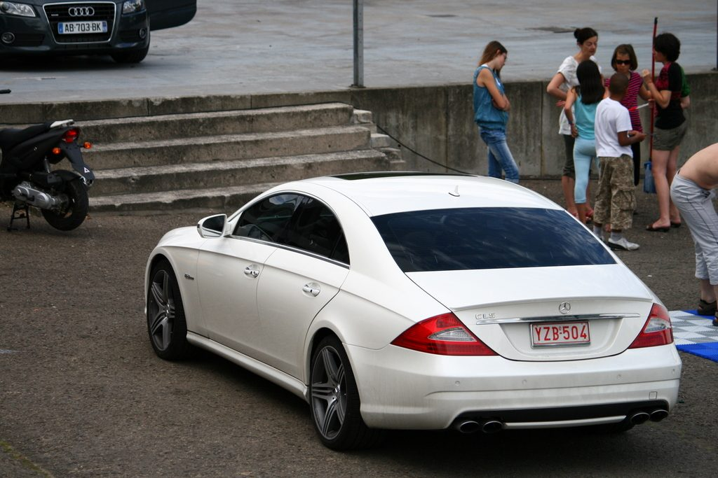 Mercedes benz cls amg amg in years for Mercedes benz cls 2010