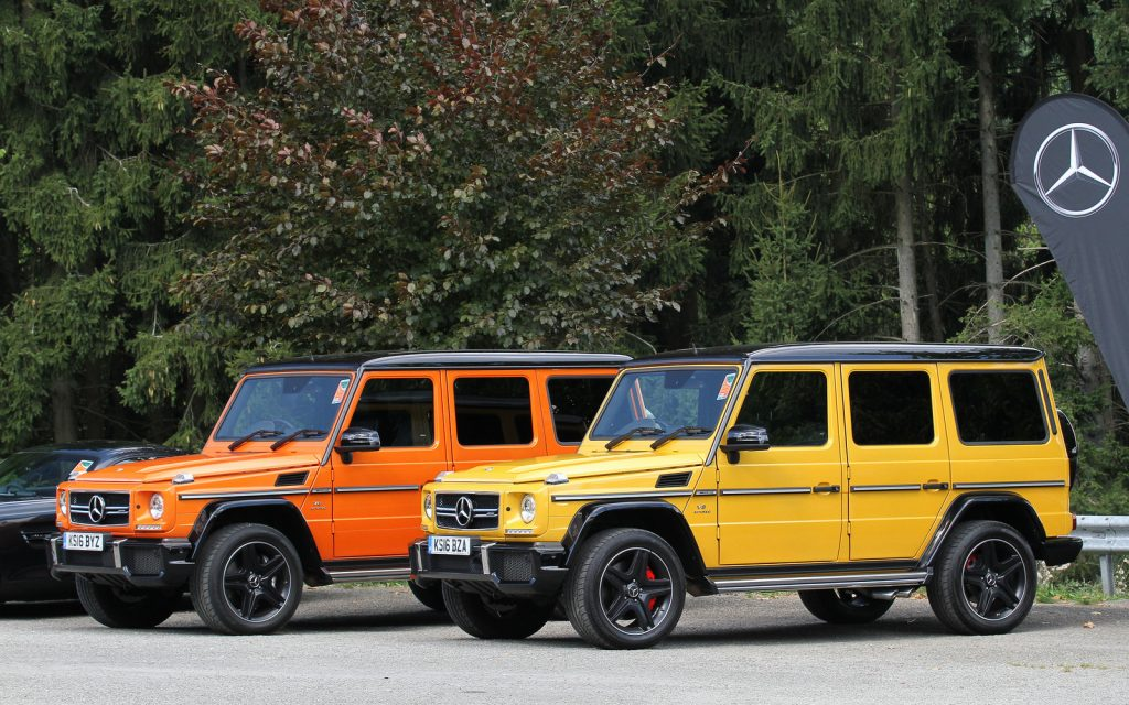G 63 AMG Crazy Color