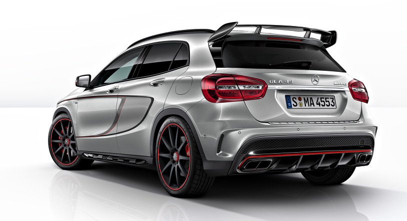 Mercedes benz a cla gla amg amg in years for Mercedes benz a 45 amg 4matic