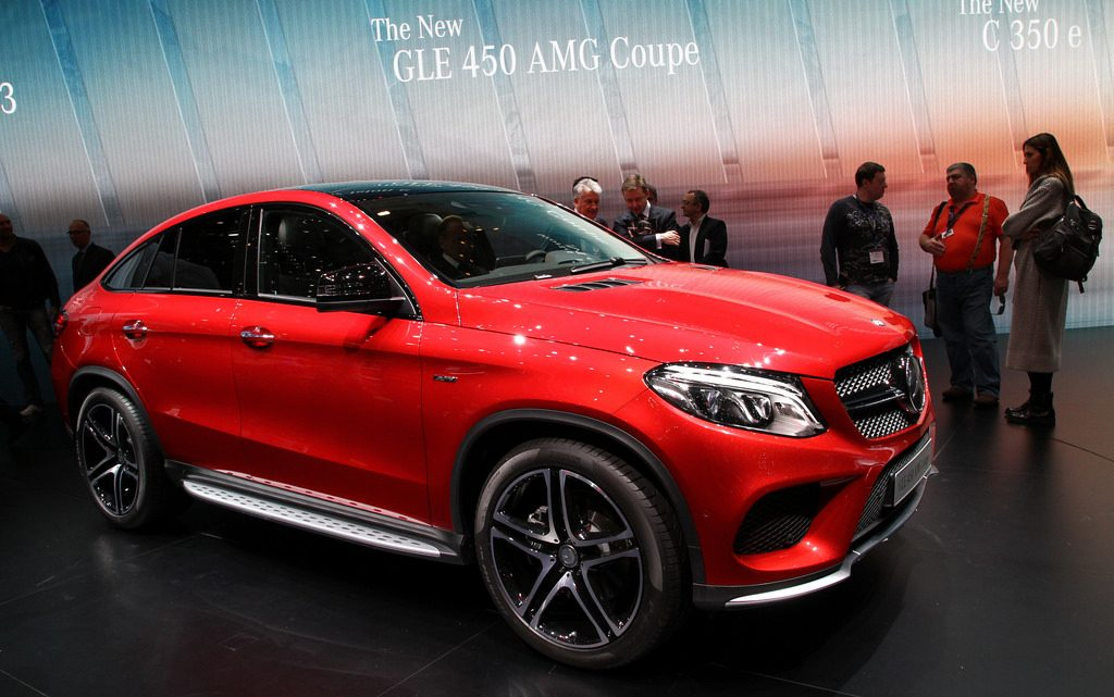 GLE 450 AMG