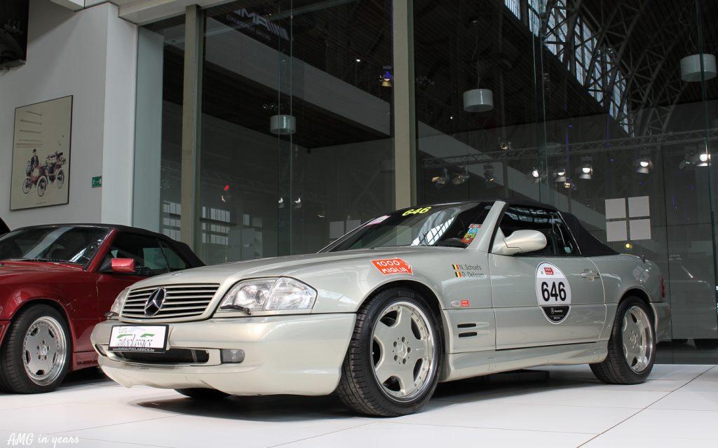 SL 55 AMG Mille Miglia