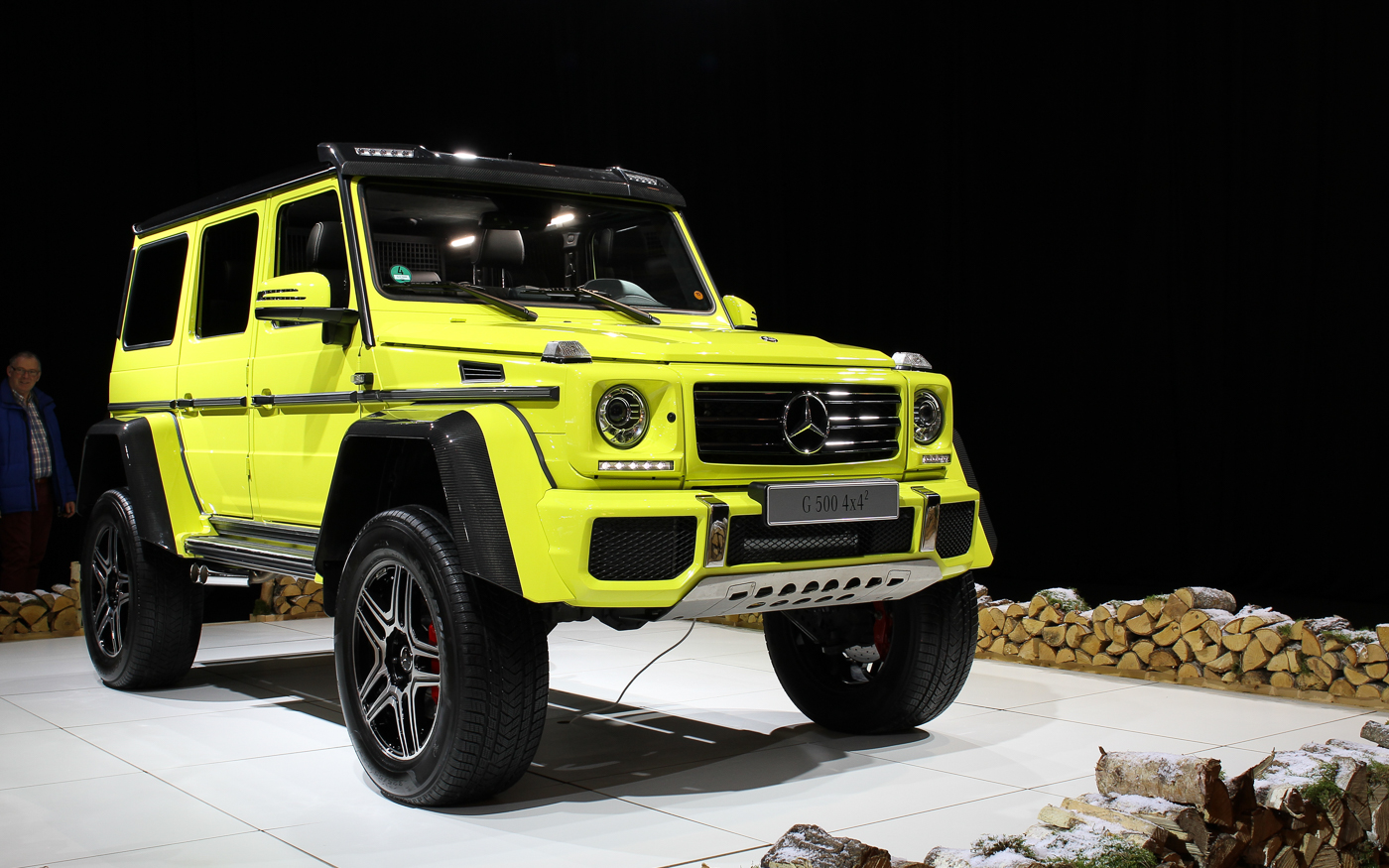 mercedes amg to introduce g 65 amg 4x4 convertible at geneva motor show amg in years. Black Bedroom Furniture Sets. Home Design Ideas