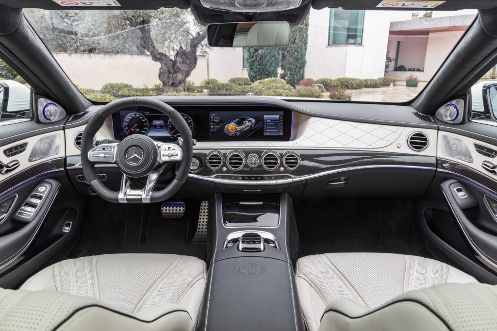 S 65 AMG Facelift