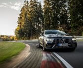 New Nürburgring lap record for AMG GT 63 S 4MATIC+