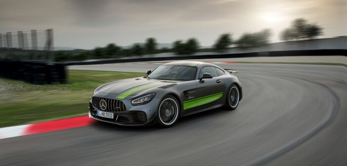 Updated AMG GT including AMG GT R PRO