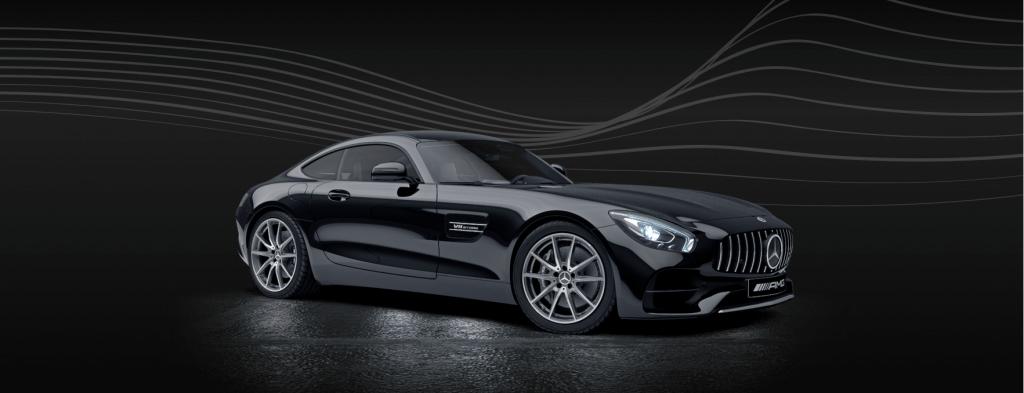 AMG GT Black
