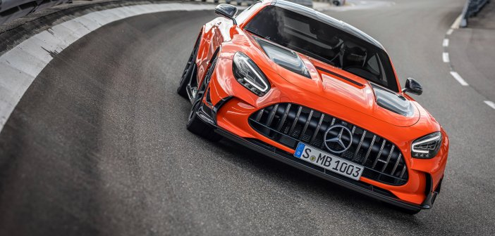Is the new AMG GT Black Series the most crazy Mercedes ever built?