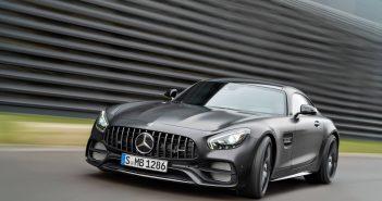 AMG GT C Edition 50