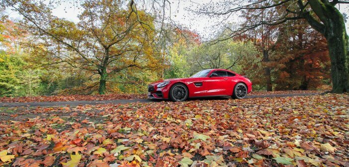 Test Drive: AMG GT 2019 Model Year
