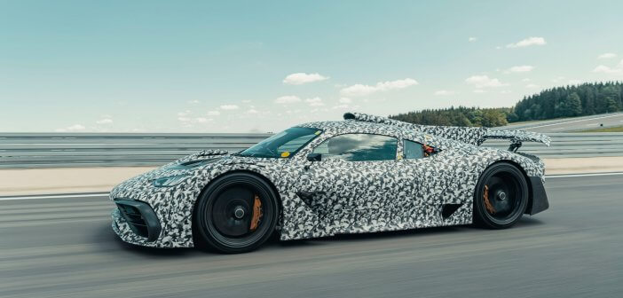 AMG ONE enters next stage of development