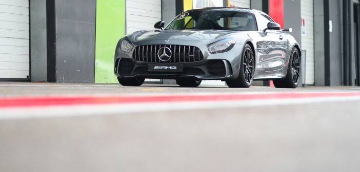 AMG Trackday at Circuit Zolder