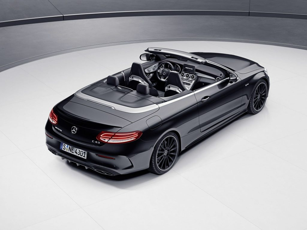 C 43 AMG Night Edition Cabrio