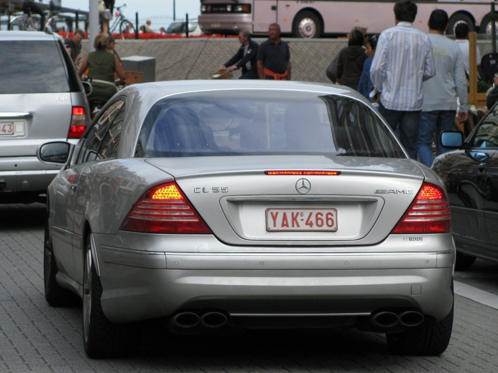 CL 55 AMG