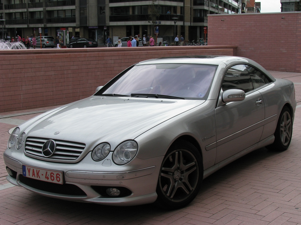 Mercedes benz cl s coup amg history amg in years for Mercedes benz cl amg