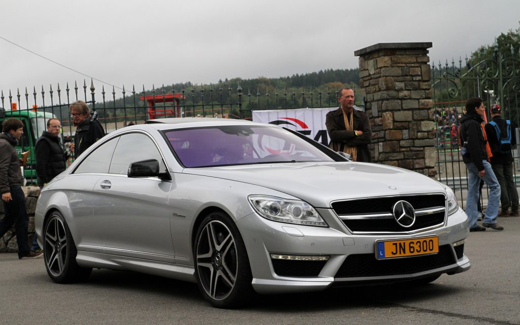 CL 63 AMG