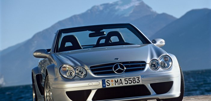 AMG of the month: CLK DTM AMG Cabriolet