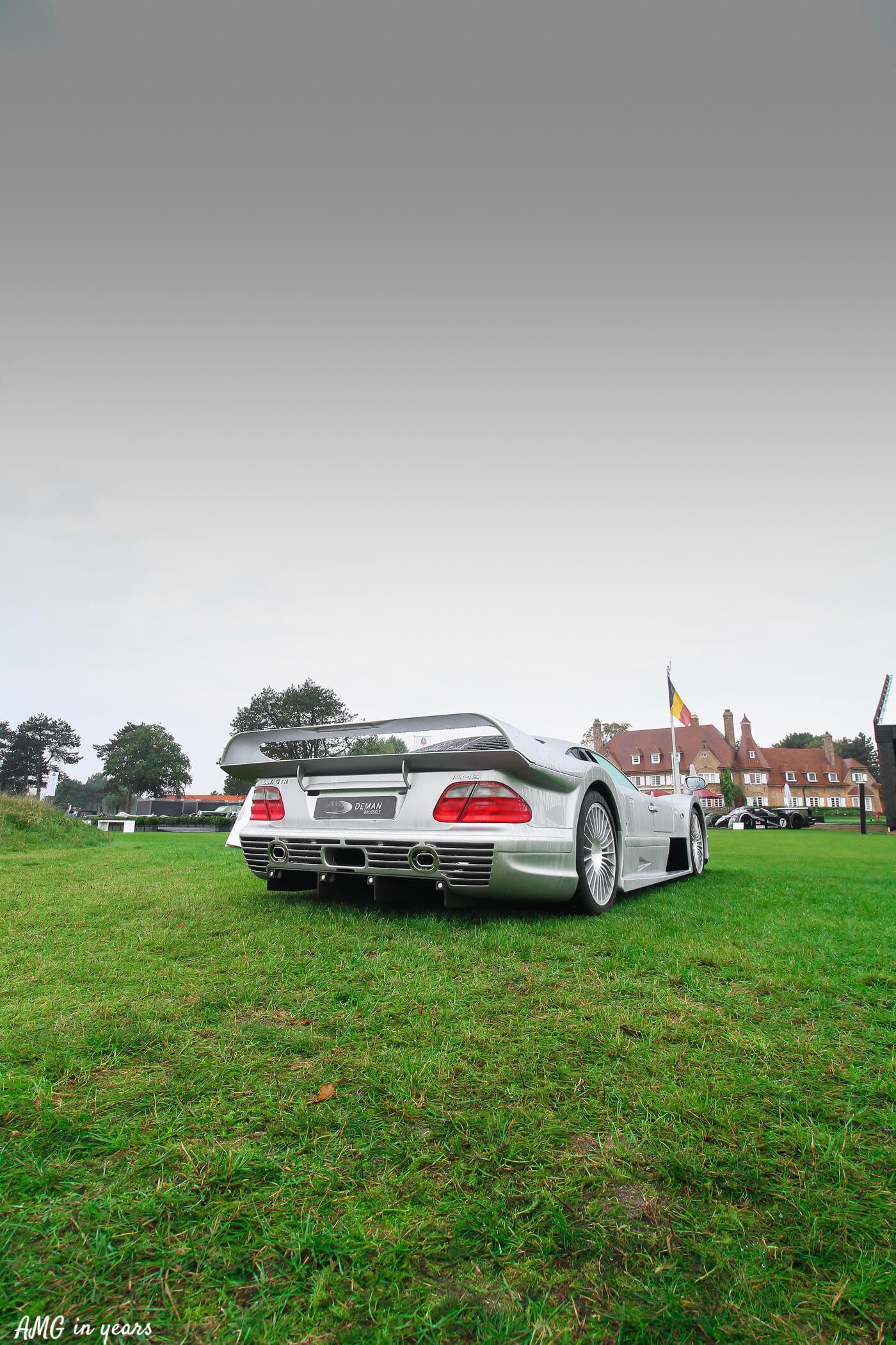 CLK GTR AMG