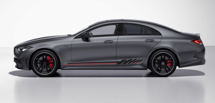 Mercedes-AMG CLS 53 4MATIC+ Limited Edition – 300 units