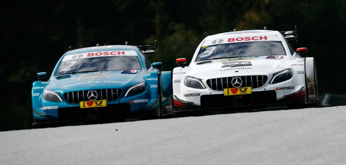 Mercedes says goodbye to DTM after 30 years