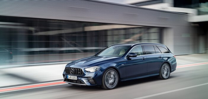 New E 53 AMG with more intelligence