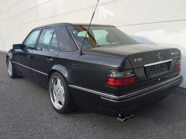 Occasion: E 60 AMG W124 for € 119 000 - AMG In Years