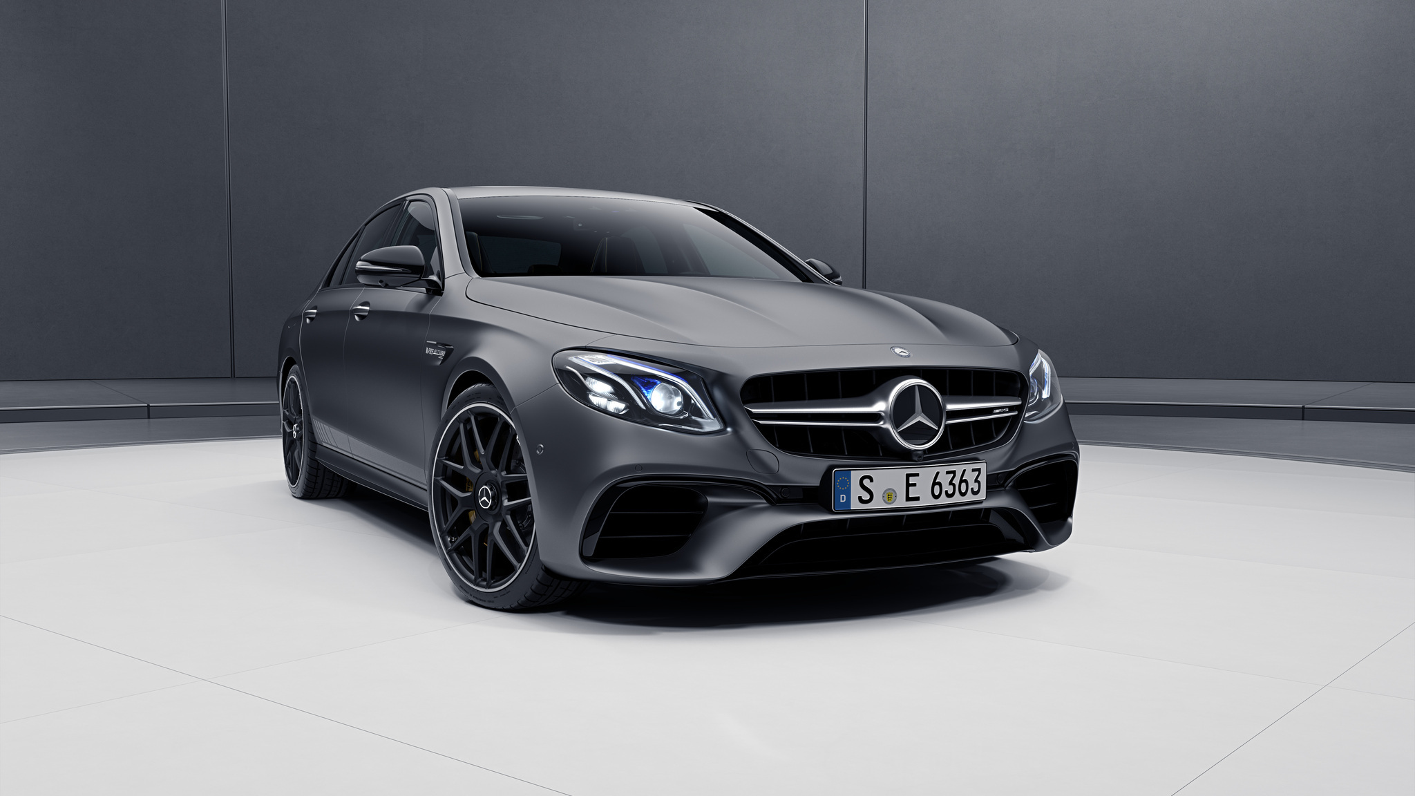 S 63 Amg 2017 >> Mercedes-AMG E 63 S AMG 4MATIC+ Edition 1 - Who dares? - AMG In Years