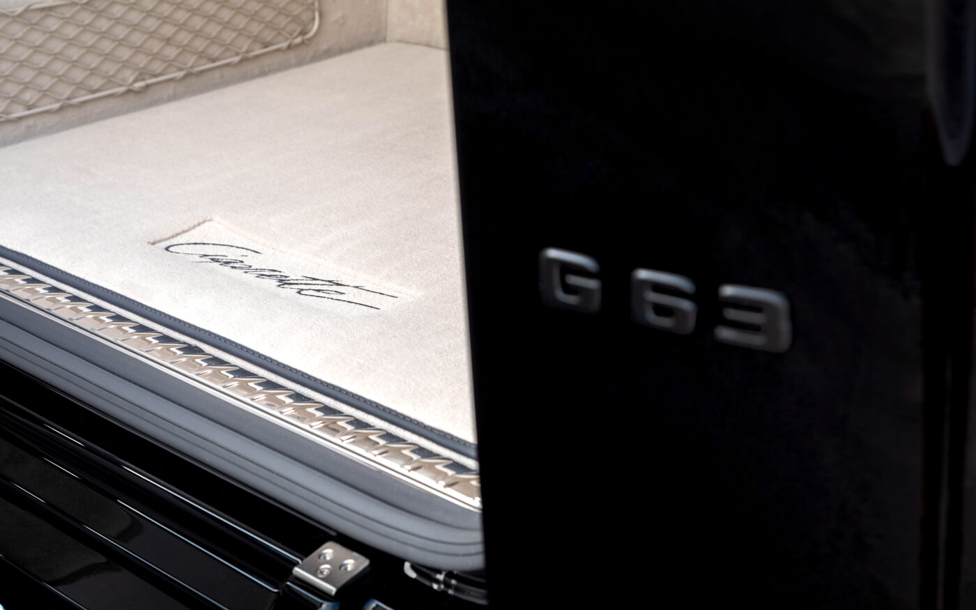 G 63 AMG Cigarette
