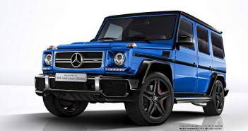 G 63 AMG 50th Anniversary Edition