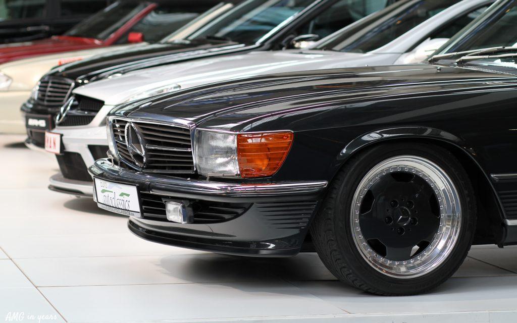 SLC 500 AMG