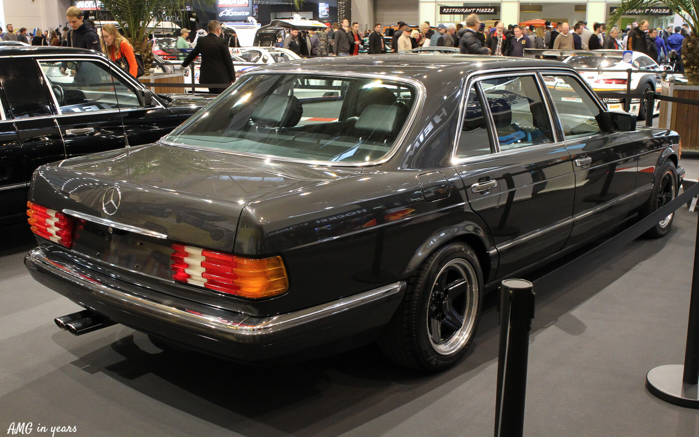 Mercedes Amg At Essen Motor Show Amg In Years