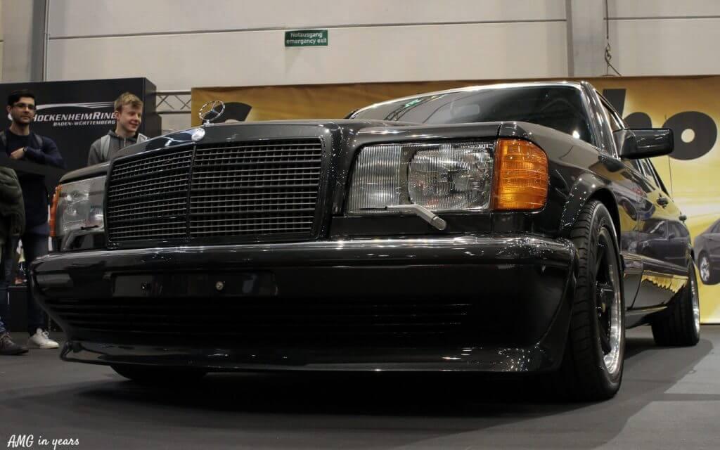 560 SEL AMG