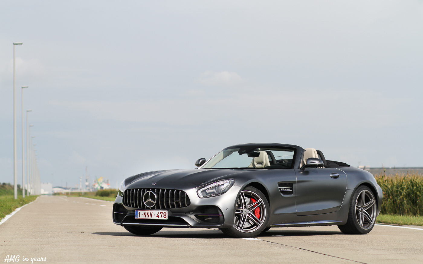 test drive amg gt c convertible amg in years. Black Bedroom Furniture Sets. Home Design Ideas