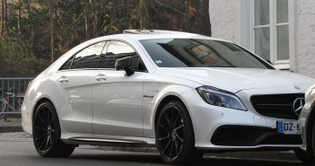 CLS 63 S AMG