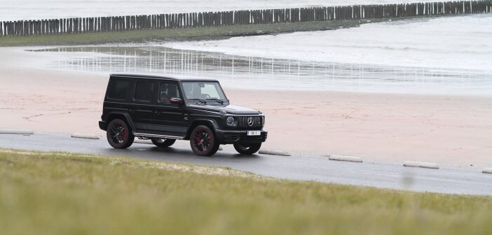 Photoshoot New G 63 AMG Edition 1