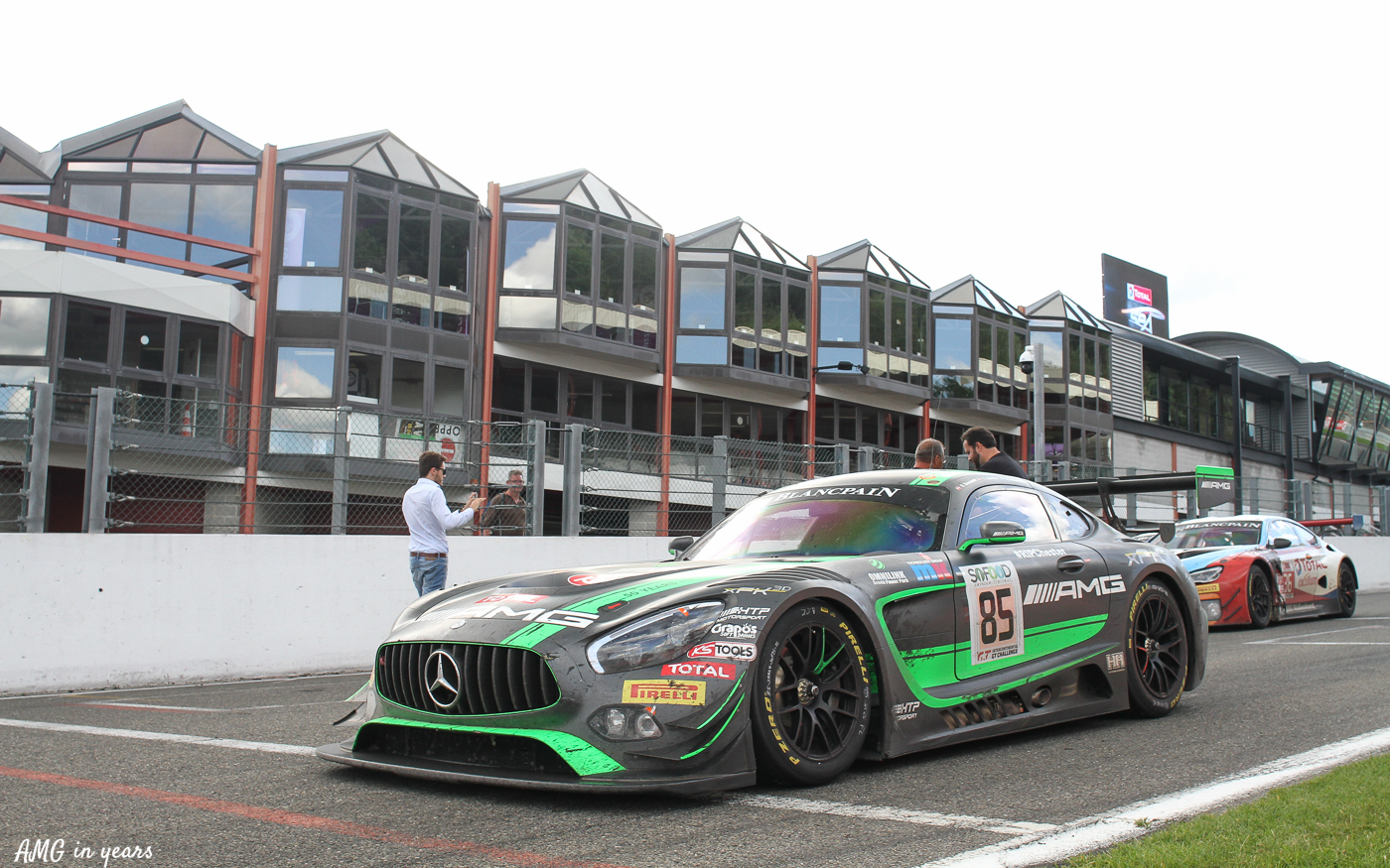 AMG Customer Racing