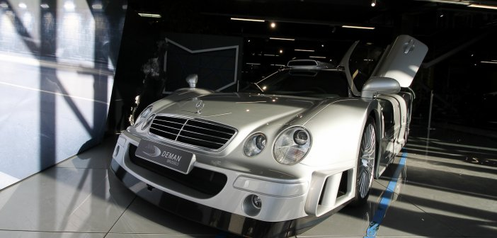 Mercedes-Benz CLK GTR AMG nr 02/25 for sale