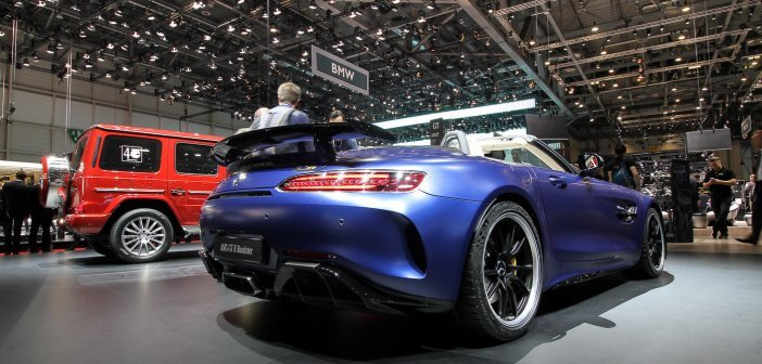 The beast of the green hell goes topless – AMG GT R Roadster