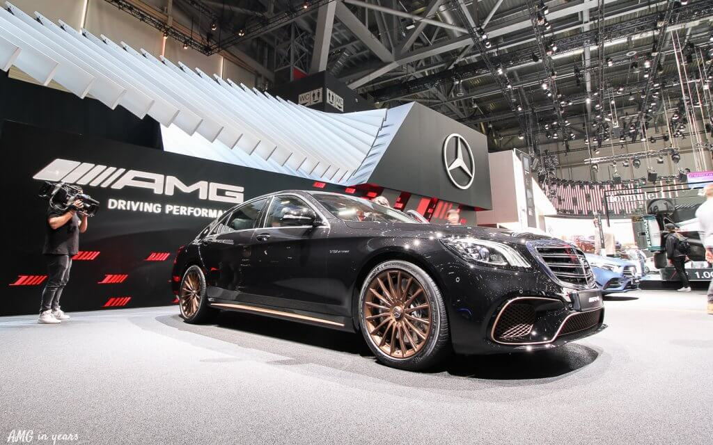 S 65 Final Edition