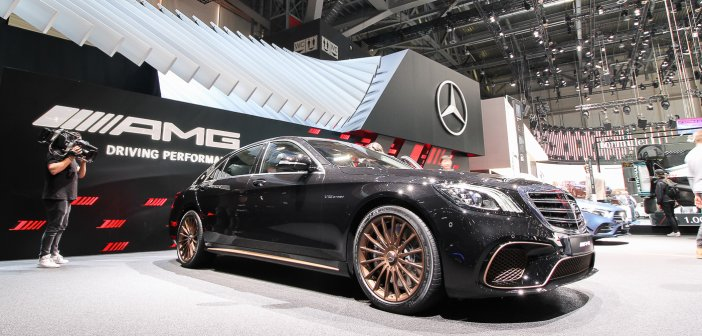 The last 130 S-Class V12 AMGs – S 65 Final Edition