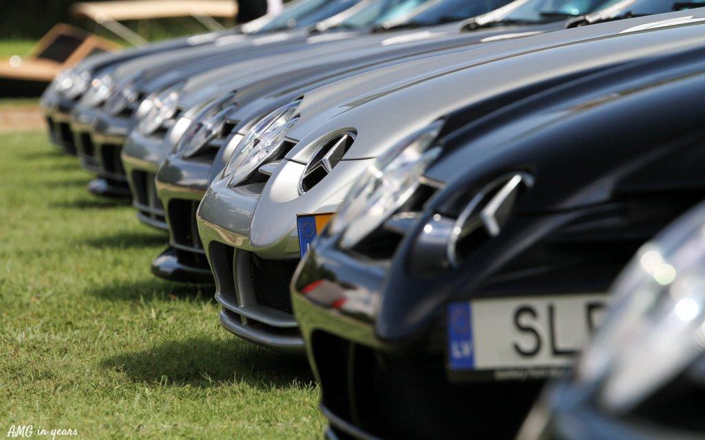 SLR line up