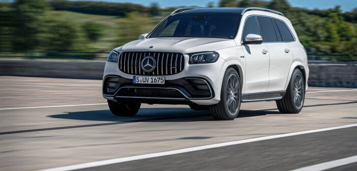 Big is beautiful – New Mercedes GLE and GLS 63 AMG