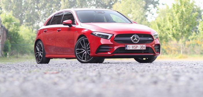 Test drive: Mercedes-AMG A 35 – Is this red pig a real AMG?