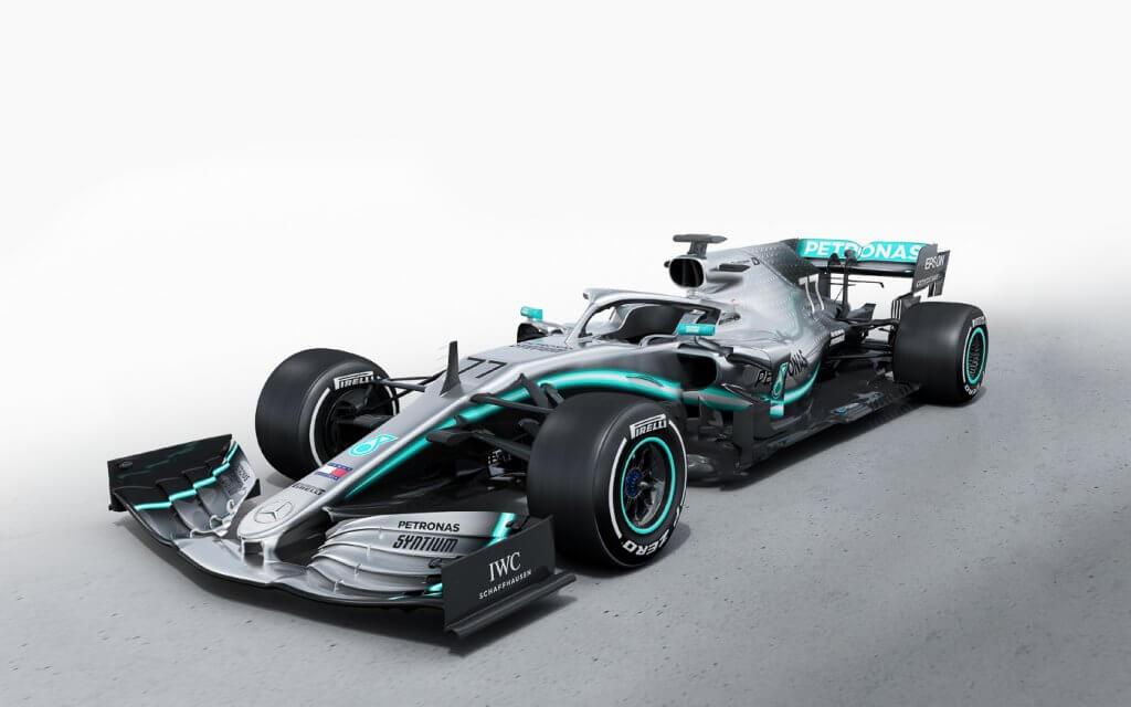 Mercedes-AMG W10