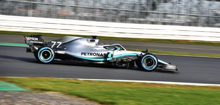 Mercedes-AMG is ready for a new Formula 1 season with the W10